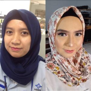 make up wisuda di karawang